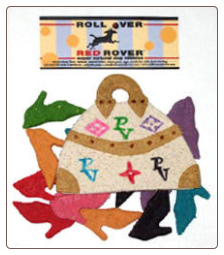 Puppy Vuitton and Shoes Dog Treats by Roll Over Red Rover