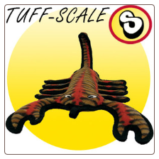 Tuffy Toy Desert Series Dog Toy  - Scorch the Scorpion